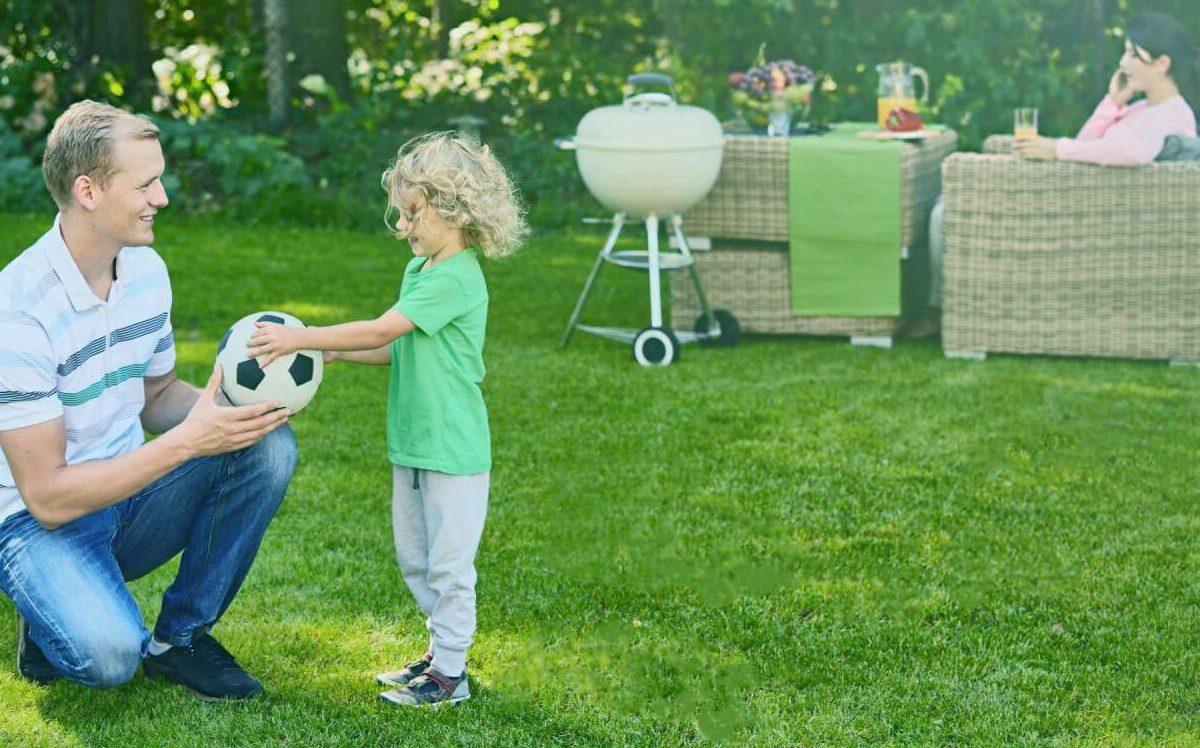 Spiel und Freizeitrasen, Rollrasen, Rollrasen online kaufen